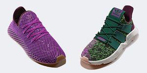 best cheap ee9b8 0120f adidas dragon ball z Gohan cell Deerupt Prophere