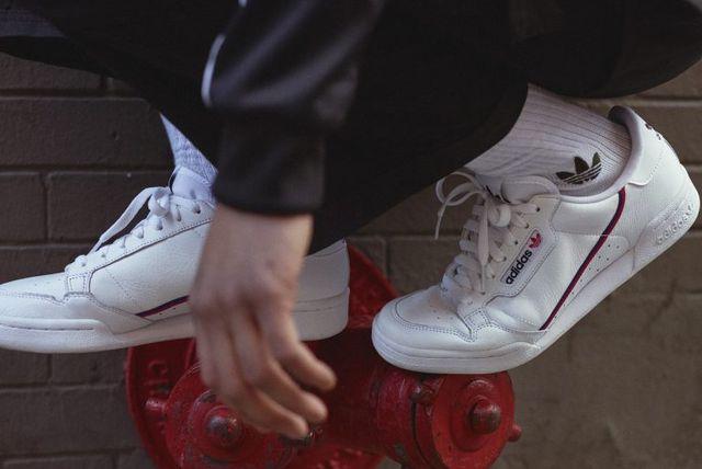 zapatillas de adidas continental 80