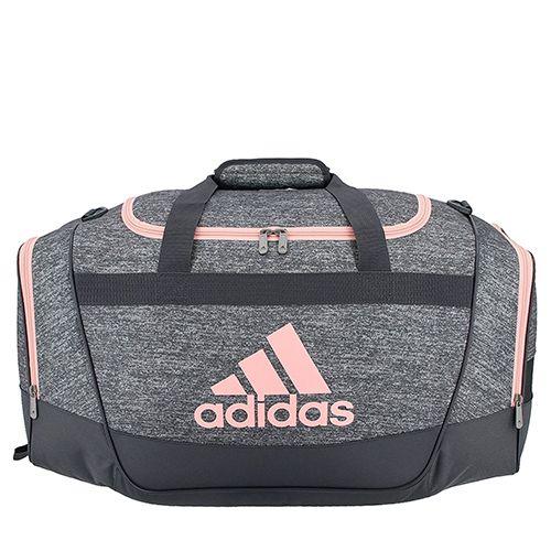 Purple Adidas Gym Bag