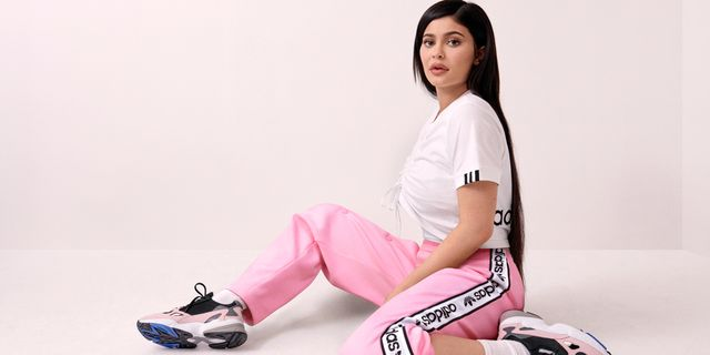 7a1b5645b4b4b Where to Buy Kylie Jenner s Adidas Falcon Trainers UK
