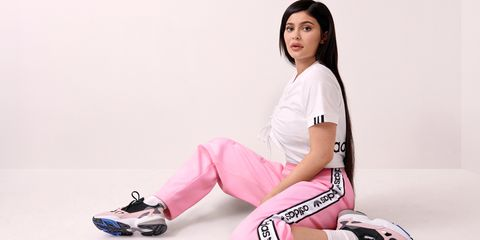 Where To Buy Kylie Jenner S Adidas Falcon Trainers Uk