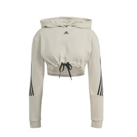 adidas witte hoodie