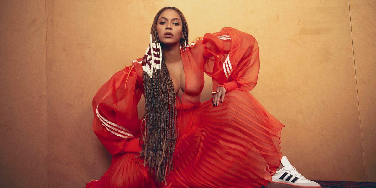 Beyoncé Unsurprisingly Stuns in Ivy Park's Latest Look Book Images