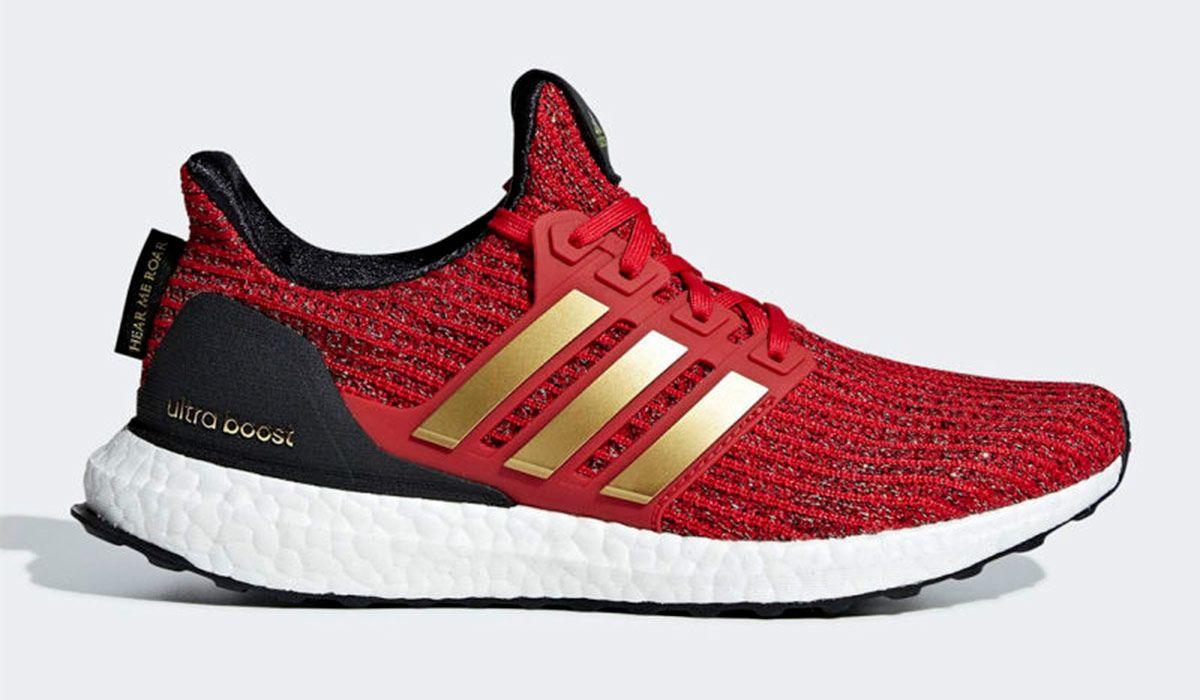 Zapatillas de Adidas y Juego de tronos  los modelos Ultra Boost 4.0 ya  tienen fecha de lanzamiento 7776164925a37