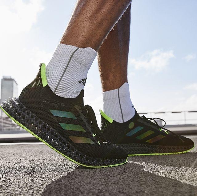 zapatillas adidas 4dtwd negras y verdes