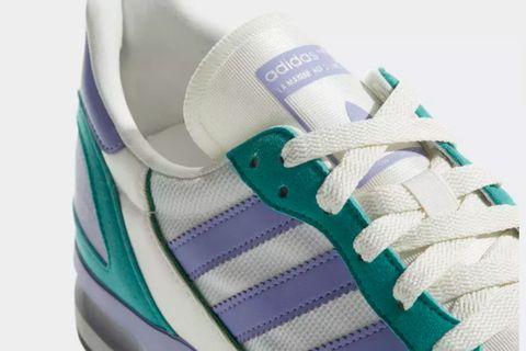 Footwear, White, Aqua, Violet, Turquoise, Purple, Blue, Green, Shoe, Teal,