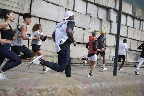 Men's Health for Adidas New Running