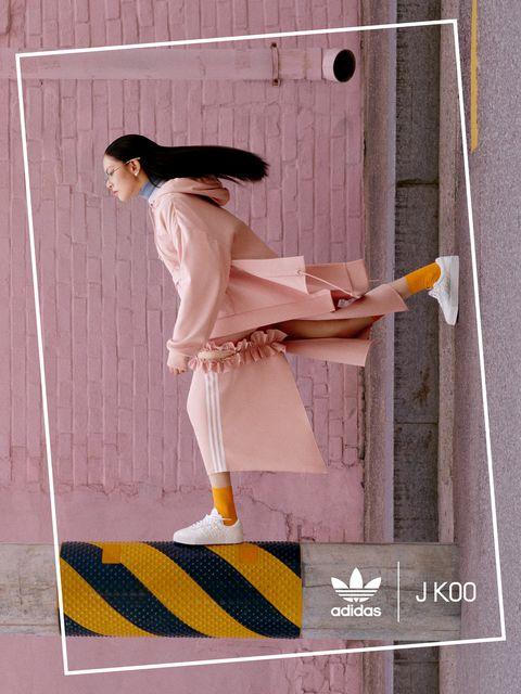 adidas Originals x J KOO聯名系列