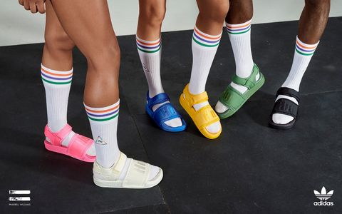 adidas Originals X PHARRELL WILLIAMS Now Is Her Time 聯名系列