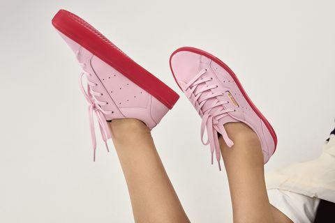 Sleek鞋款, adidas, adidas Originals, 小白鞋, 愛迪達, 球鞋, 鞋,運動鞋,女生球鞋推薦