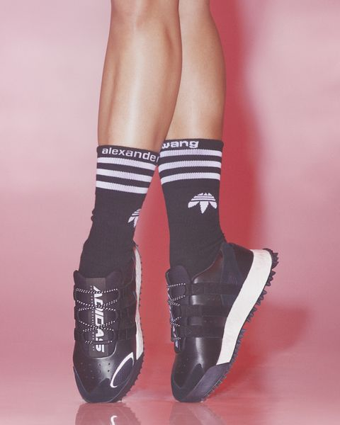 Alexander Wang x adidas Originals 聯名系列運動穿搭