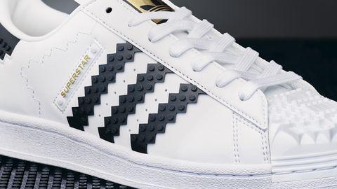 adidas originals x lego®全新聯名限定系列