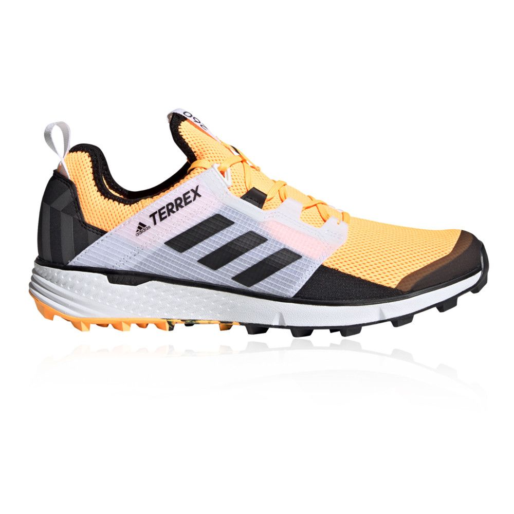 Trail running shoe review: Adidas