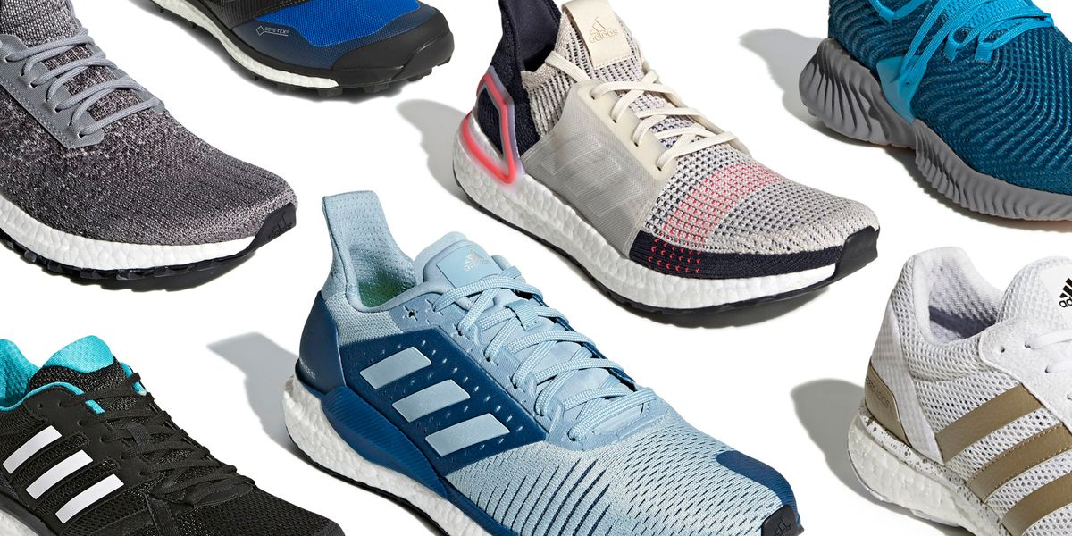 cuerno Dónde profesor  Adidas Running Shoes for Men | Men's Adidas Shoes 2019