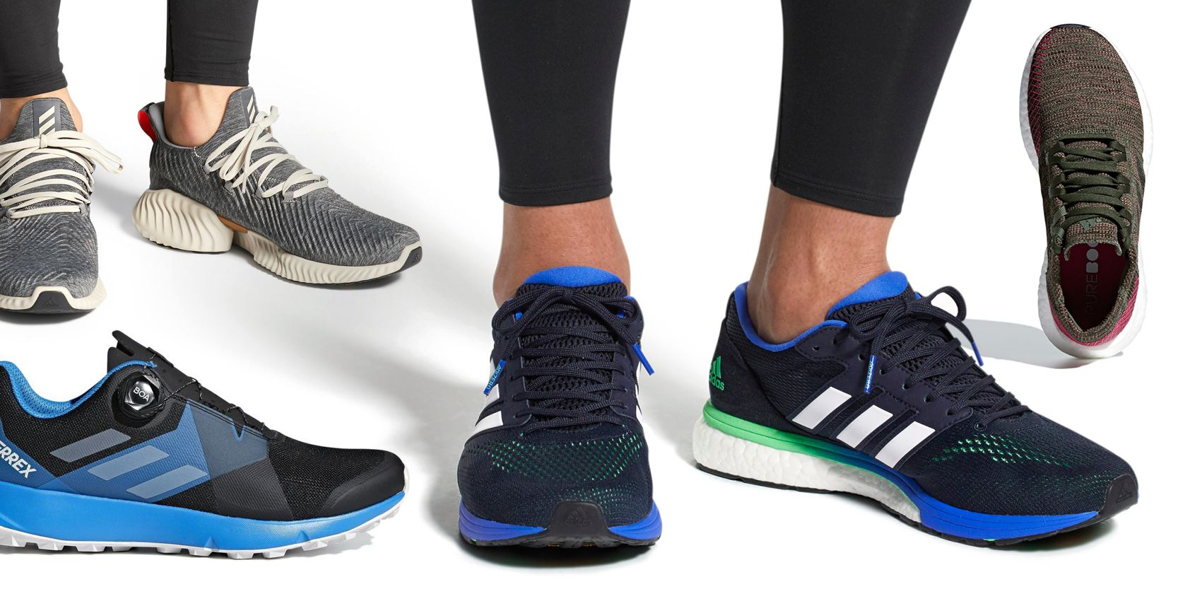 24a2b584c322 The 10 Best Running Shoes From Adidas
