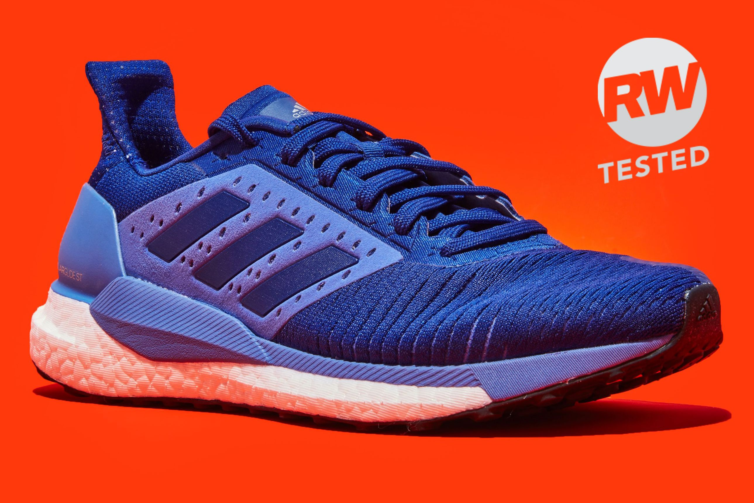 The Adidas Solar Glide ST Provides