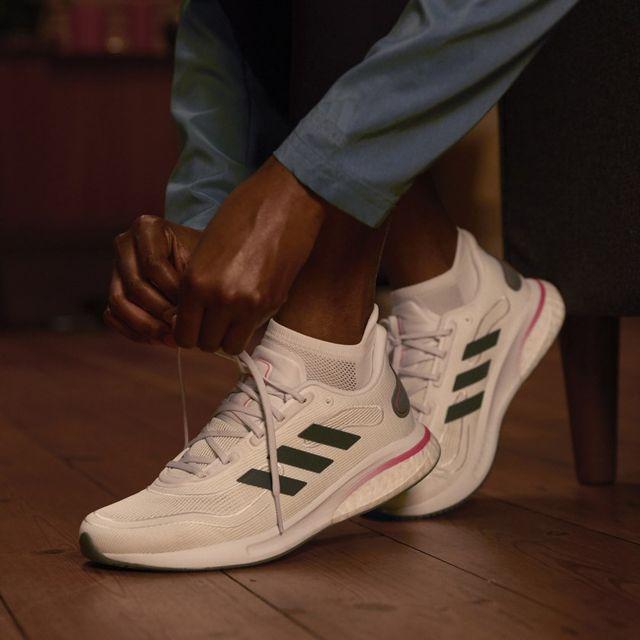 zapatillas de running de adidas para mujer