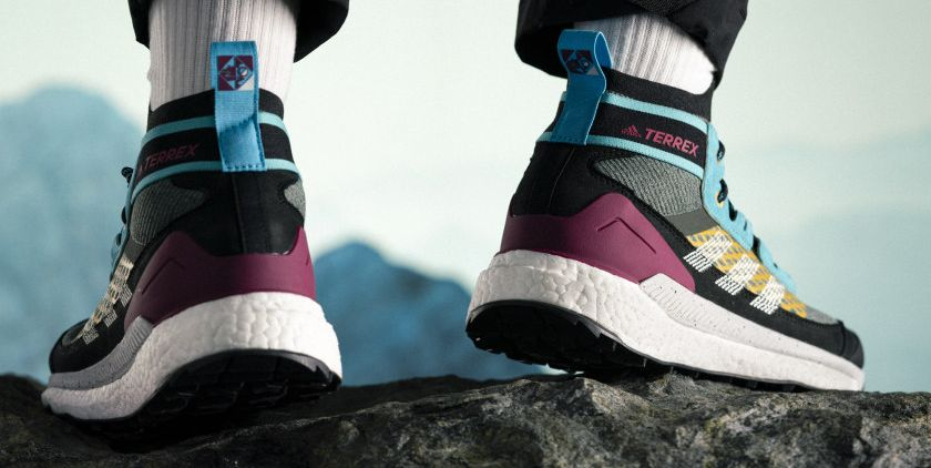 The Coveted Adidas Terrex Free Hiker Is on Sale, but There's a Catch