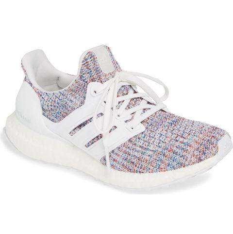 best walking shoes for women: adidas ultraboost running shoes
