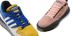 adidas dragon ball, adidas vegeta, adidas babu, dragon ball zapatillas, zapatillas vegeta, zapatillas babu, adidas kamanda babu, adidas ultra tech vegeta