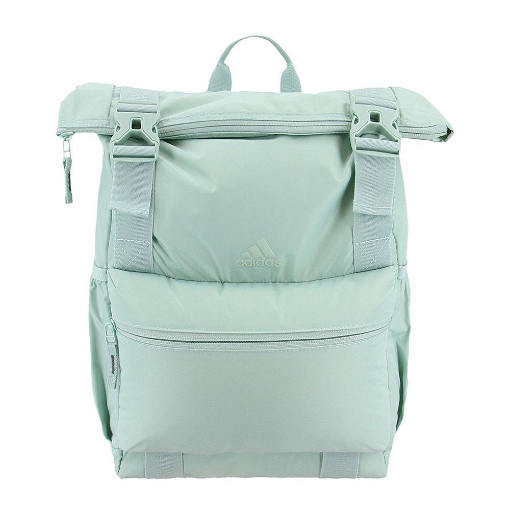 adidas yola green backpack