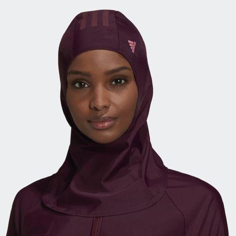 sport hijab adidas