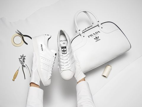 Image result for prada x adidas
