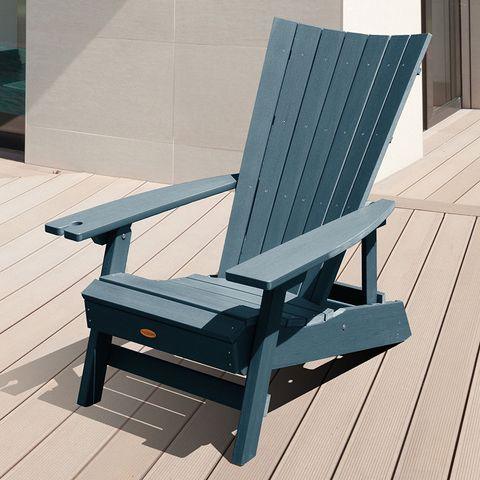 Adirondack Chair With Wine Gl Holder Chairs On
