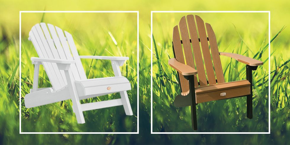 Adirondack Chairs Are On Sale On Amazon Today
