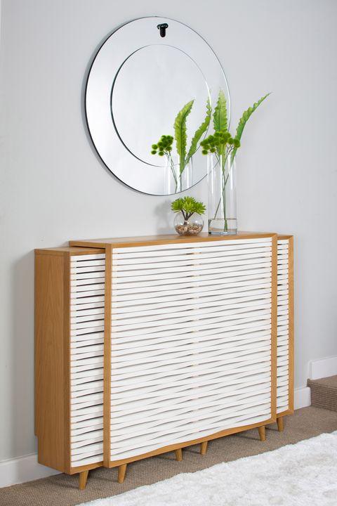 Ideas de decoraci n para disimular los radiadores c mo - Ideas para cubrir radiadores ...