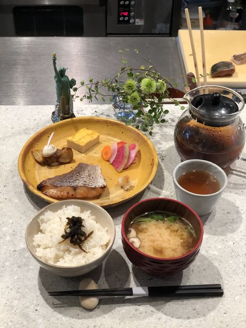 Lorimer Kyoto傳統日式早餐