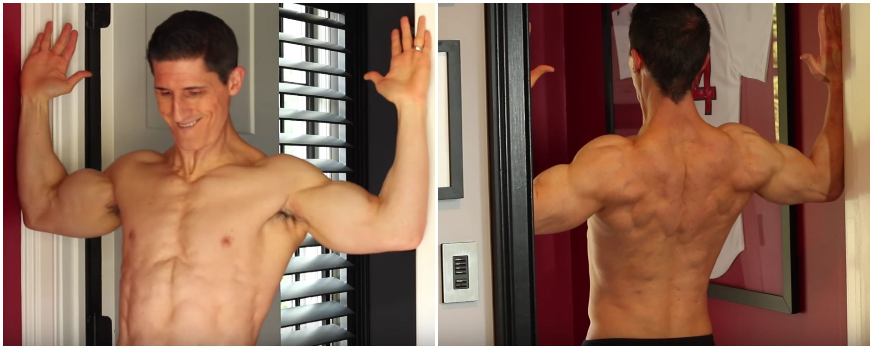 Here's How to Do One of the Absolute Best Back Workouts at Home
