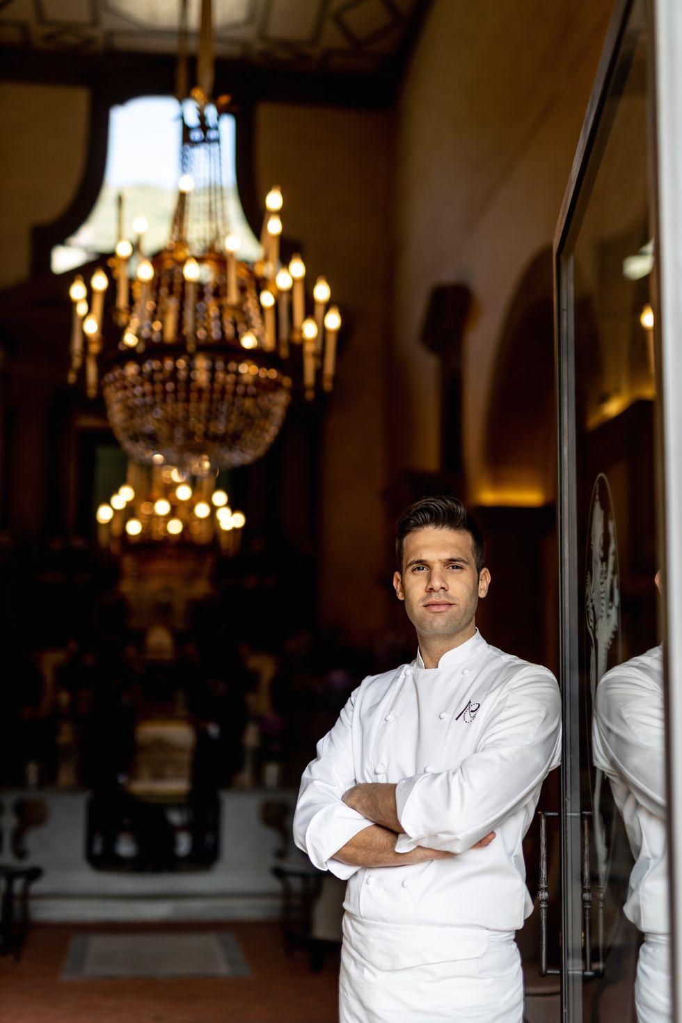 Il Leonardo da Vinci della cucina italiana abita questo ristorante