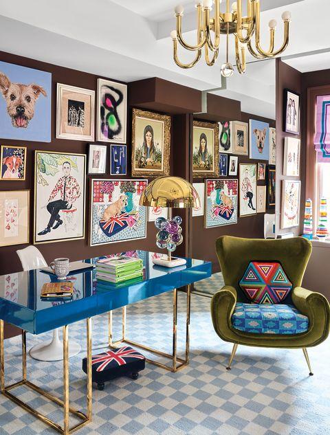 Inside Jonathan Adler And Simon Doonan, Jonathan Adler Furniture