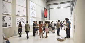 ADN Galería. Galería de arte contemporáneo