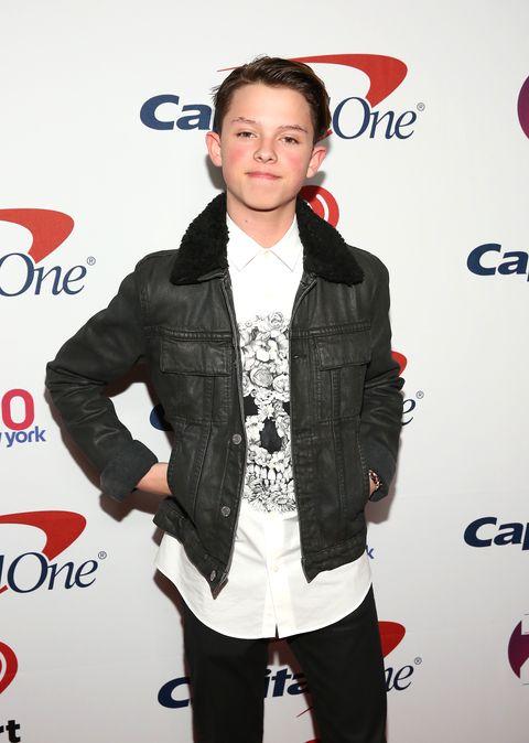 Adopted Celebrities Jacob Sartorius