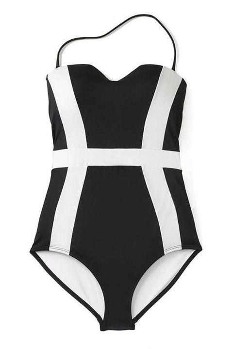 Clothing, Monokini, One-piece swimsuit, Swimwear, Product, Bikini, Maillot, Swimsuit bottom, Leotard, Lingerie top,