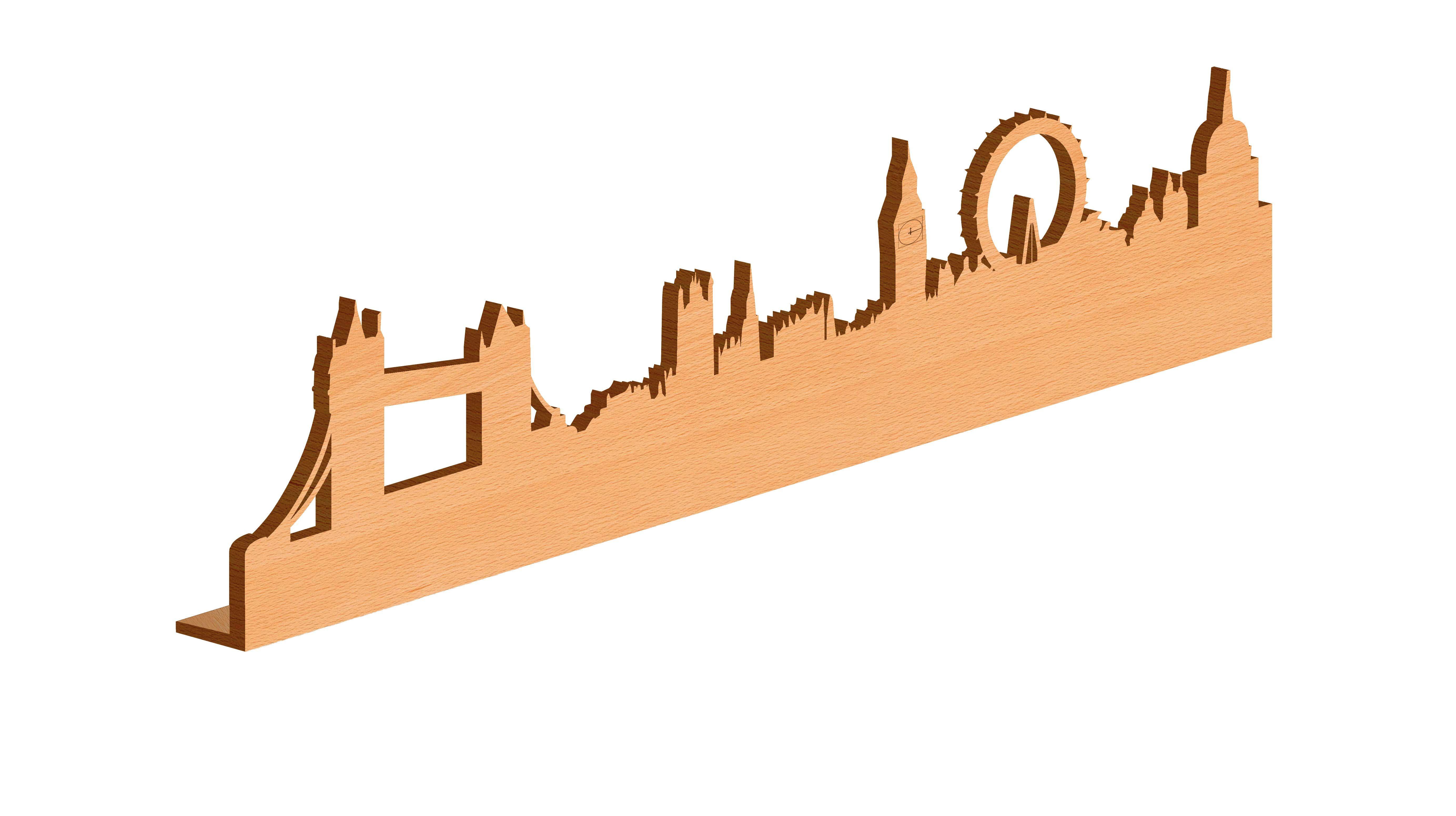 Figura skyline de Londres