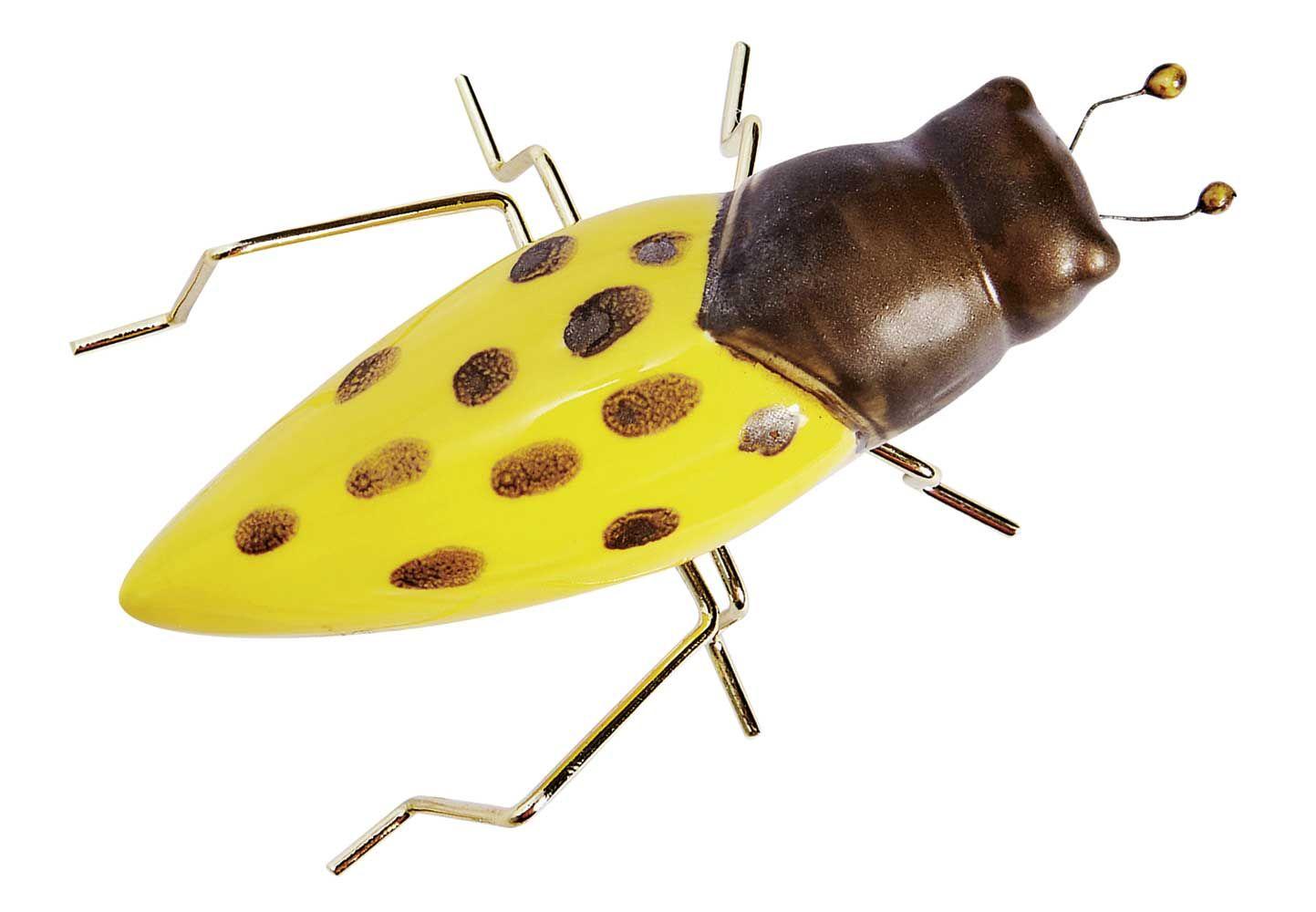 Decoración animal: Insecto de cerámica