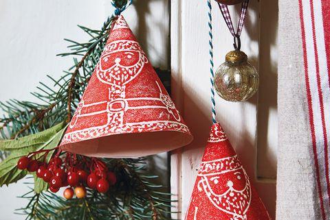 Manualidades: Adornos de Navidad DIY