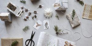 Adornos navideños de IKEA