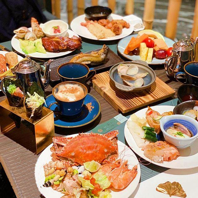 日料控看過來!台北6家日式料理吃到飽大點名~不管是精緻,還是高cp值這裡通通都有!