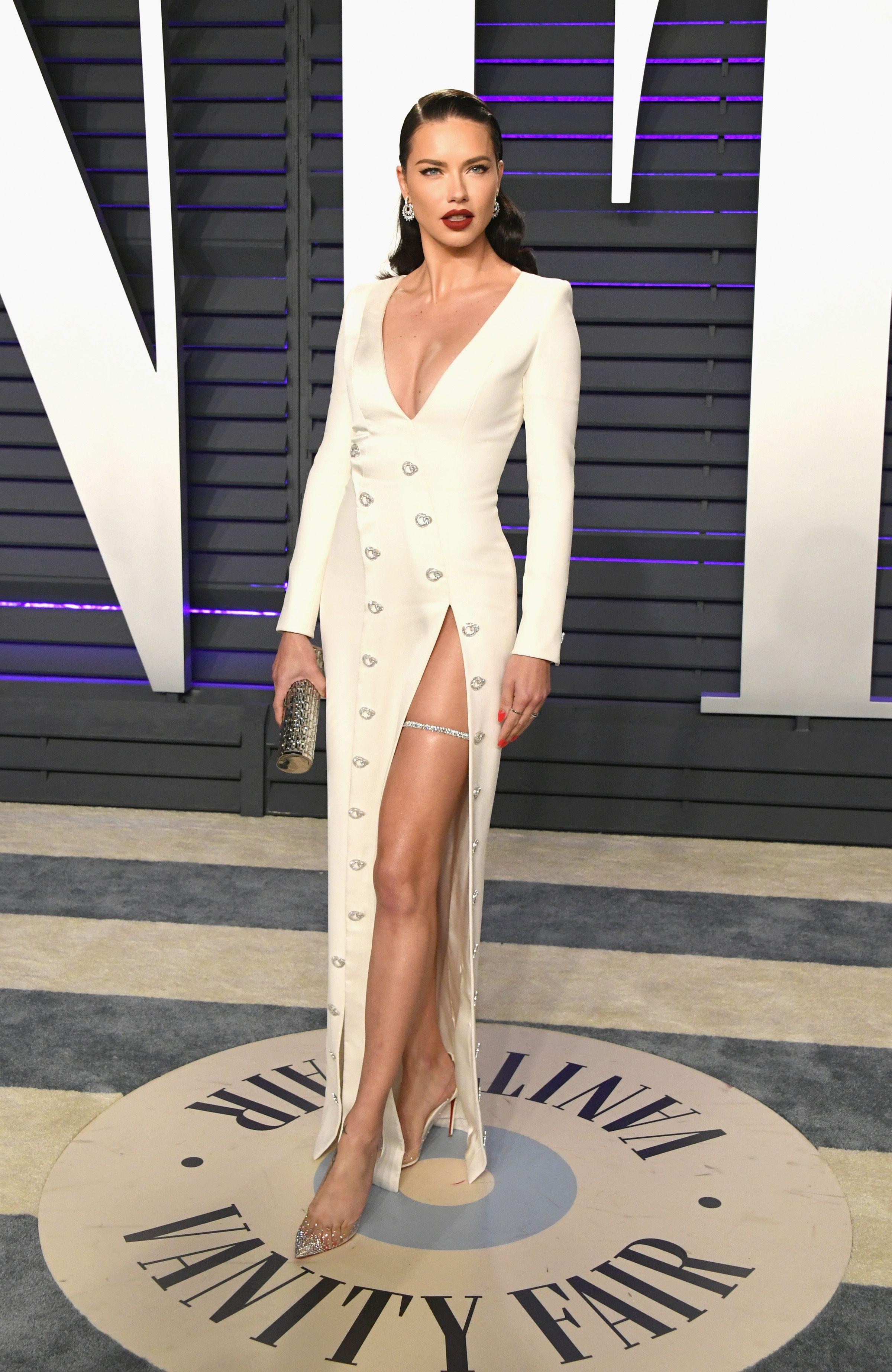 8de7f6ea0 Las mejor vestidas en la fiesta post Oscar 2019 de  Vanity Fair