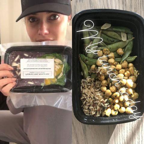 Adriana Lima diet stories
