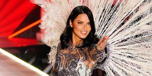 Adriana Lima lascia il Victoria's Secret Fashion Show