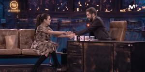 Adriana Ugarte y David Broncano son novios