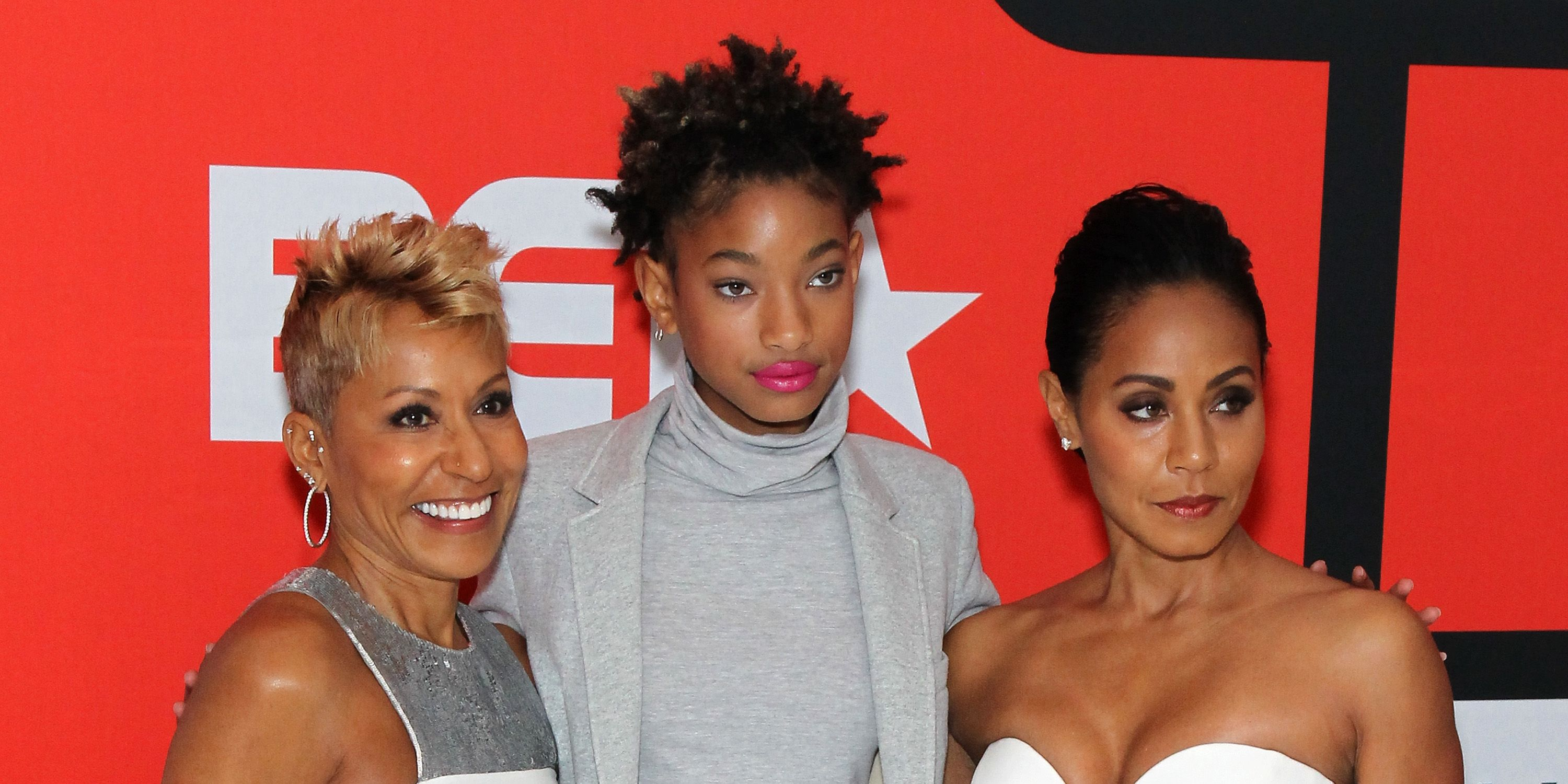 BET's 'Black Girls Rock!' Red Carpet