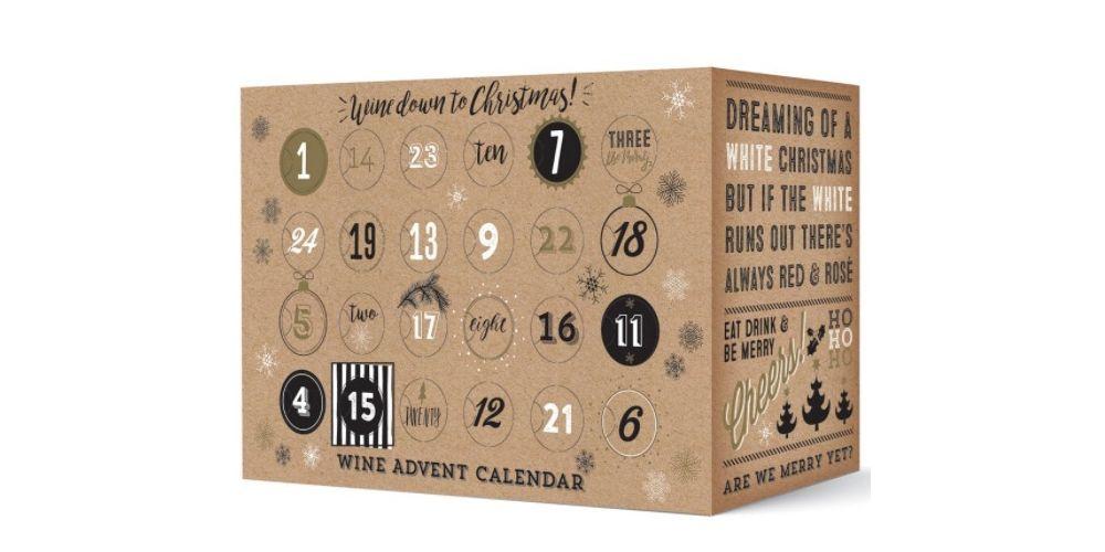 Virgin Wines Advent Calendar.Adult Advent Calendars Alcohol Advent Calendars 2018