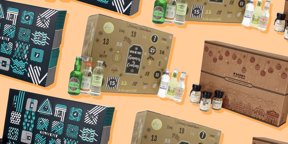 Best alcoholic advent calendars for 2018