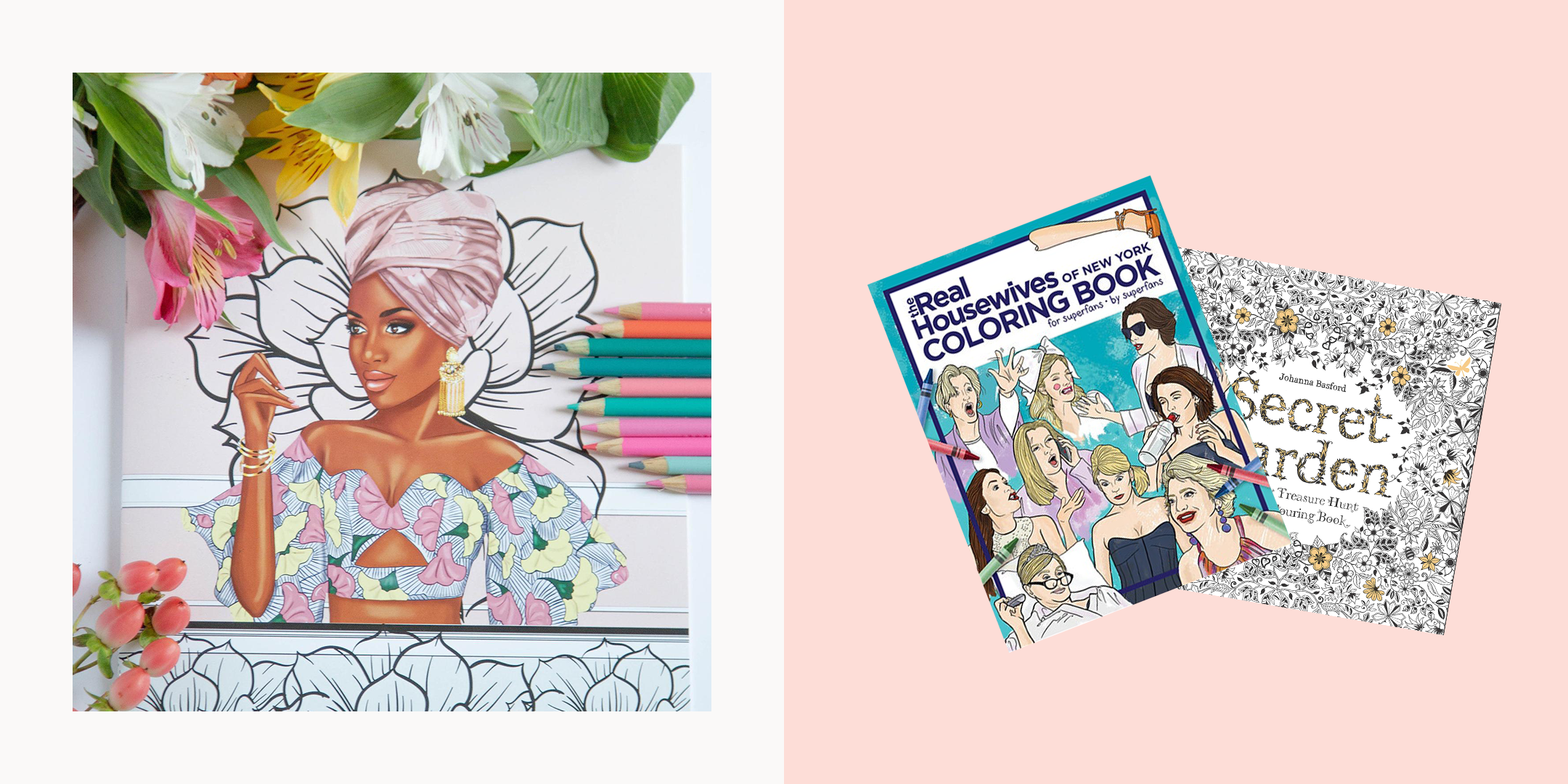 The Best Adult Coloring Books 2020 — Cosmopolitan